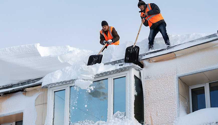 déneigement de toiture Deux-Montagnes
